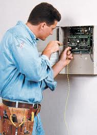 Order Installation of alarm systems