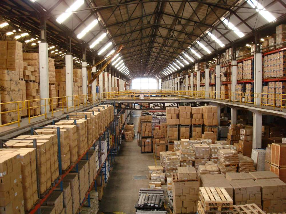 Order Warehousing and storage