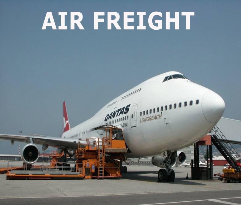 Order Air freight