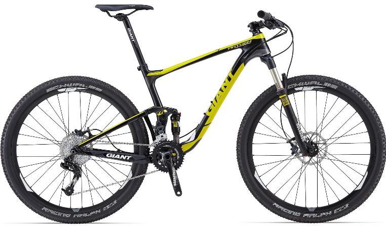 Order 2014 Giant Anthem Advanced 27.52 Mountain Bike