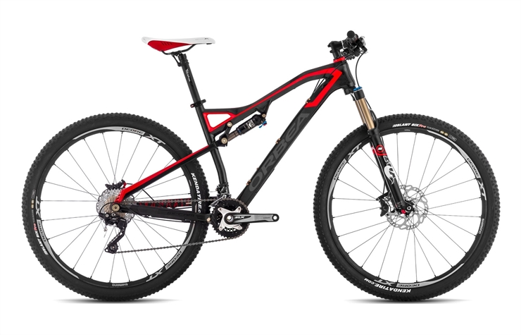 Order 2014 Orbea Occam 29 M40 XT/SLX Mountain Bike
