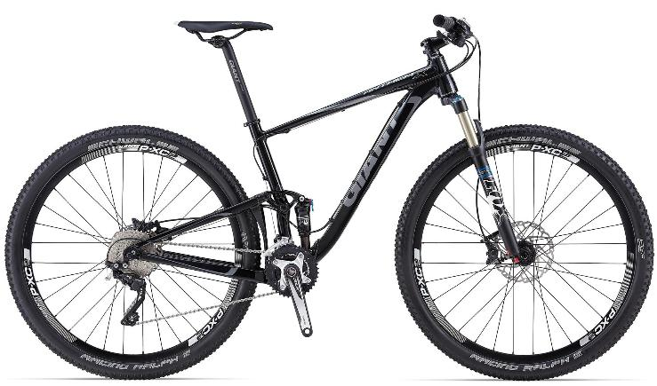 2014 Giant Anthem X 29er 1 Mountain Bike