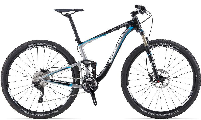 Order 2014 Giant Anthem X Advanced 29er 1 Mountain Bike