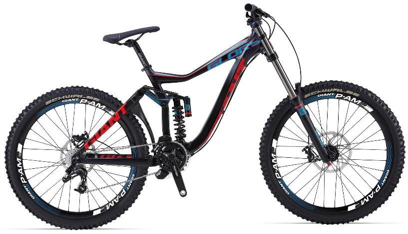 Order 2014 Giant Glory 2 Mountain Bike