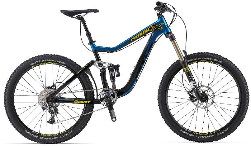 Order 2014 Giant Reign X0 Mountain Bike
