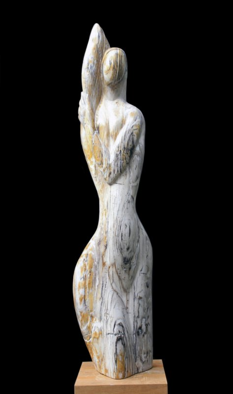 Order Indonesia petrified wood sculpture