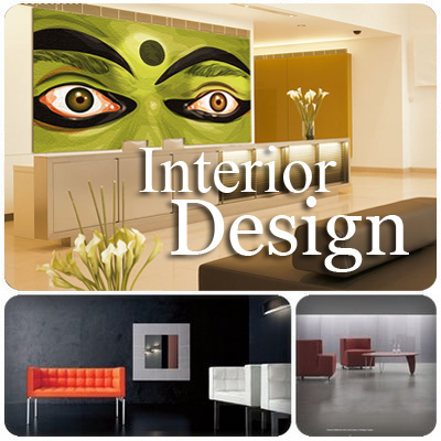 Order Desain Interior & Desain Grafis