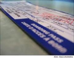 Booking, ticketing