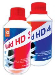 PRIMO BRAKE FLUID HD 3 & 4