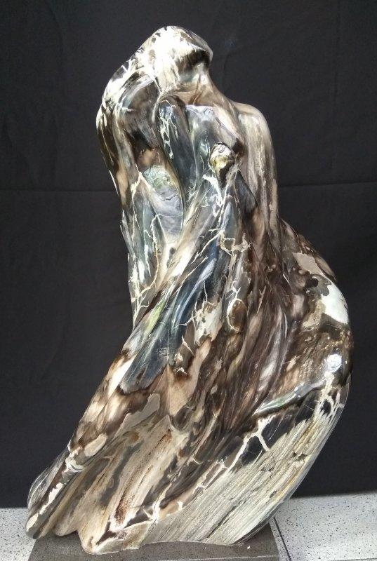 indonesia_petrified_wood_sculpture